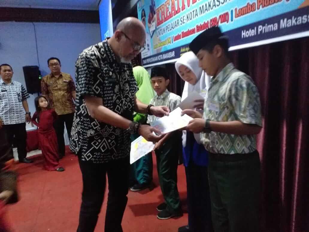 IMMIM Memperoleh 2 Penghargaan Bidang Pidato dalam Ajang Lomba Kreativitas Anak Pelajar Se-Kota Makassar