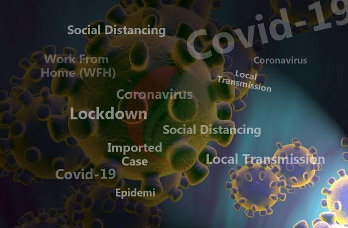Istilah dalam Corona Virus Disease (COVID19)