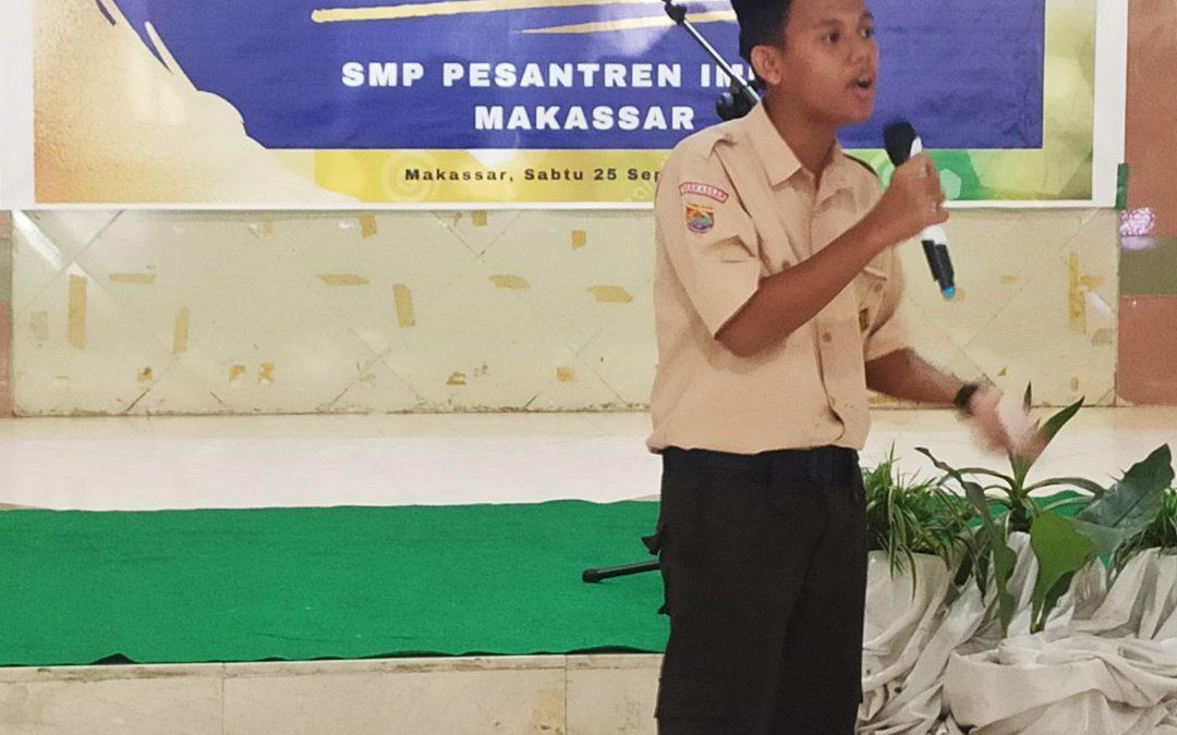 Festival Middle Semester SMP Pesantren IMMIM